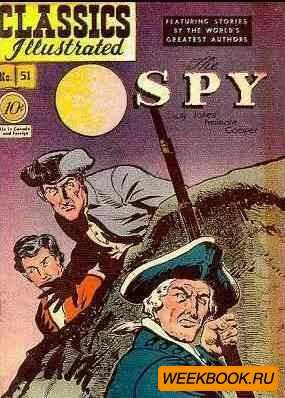 Classics illustrated - The Spy