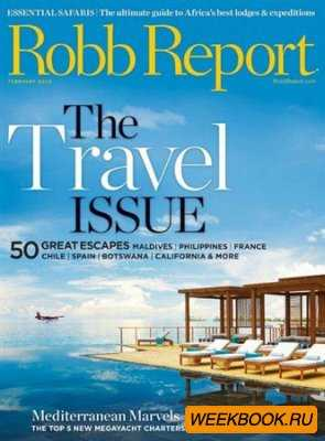 Robb Report - February 2013 (US)