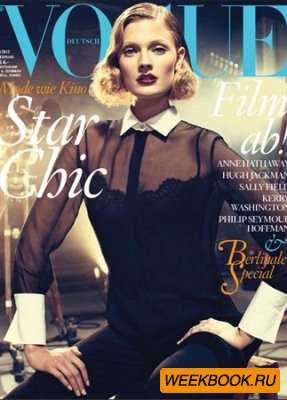 Vogue - Februar 2013 (Deutsch)