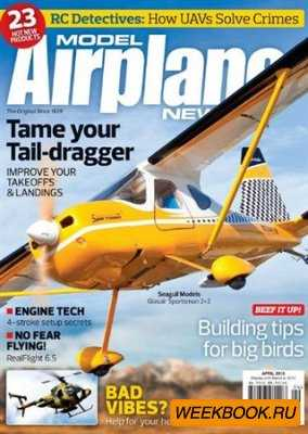 Model Airplane News - April 2013