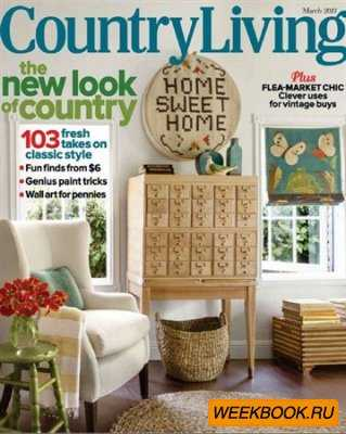 Country Living - March 2013 (US)