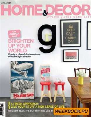 Home & Decor - February 2013 (Malaysia)