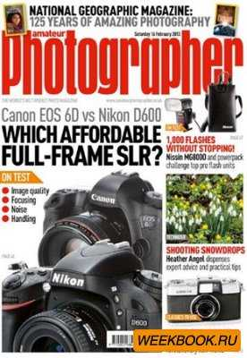Amateur Photographer - 16 February 2013