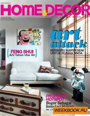 Home & Decor - February 2013 (Indonesia)