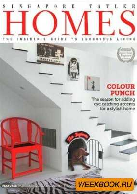 Singapore Tatler Homes - February/March 2013