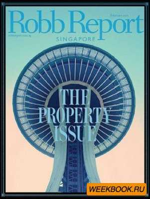 Robb Report - February 2013 (Singapore)