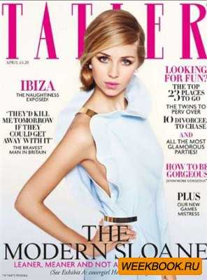 Tatler - April 2013 (UK)