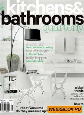 Kitchens & Bathrooms Quarterly - Vol.20 No.1