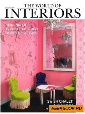 The World of Interiors - April 2013