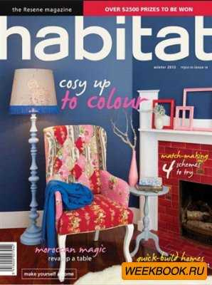 Habitat - Winter 2013