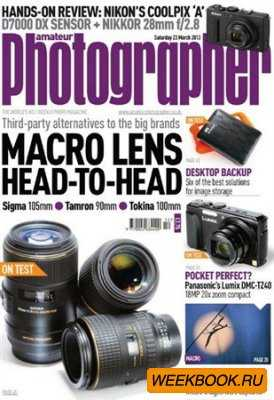 Amateur Photographer - 23 March 2013