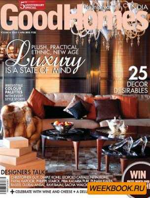 GoodHomes - April 2013 (India)