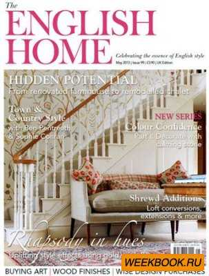 The English Home - May 2013
