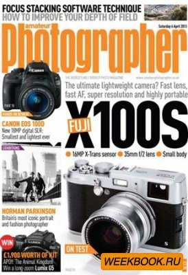 Amateur Photographer - 6 April 2013