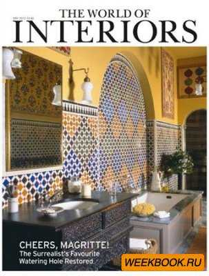 The World of Interiors - May 2013