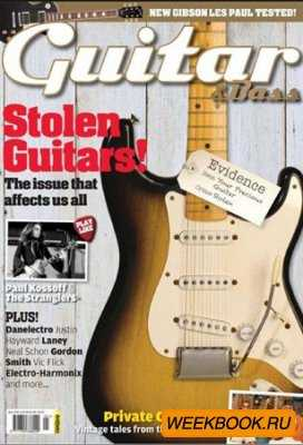 Guitar & Bass - May 2013