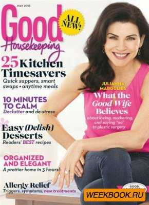 Good Housekeeping - May 2013 (US)