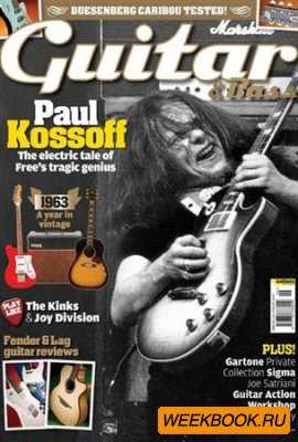Guitar & Bass - June 2013