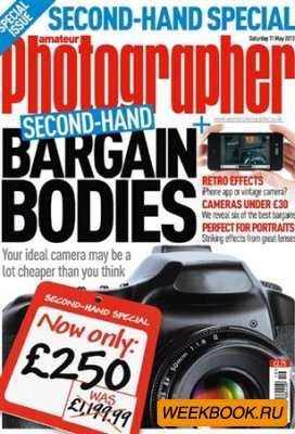 Amateur Photographer - 11 May 2013