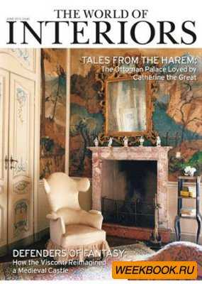 The World of Interiors - June 2013