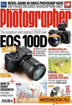 Amateur Photographer - 25 May 2013