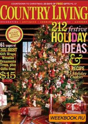 Country Living - December 2007 (US)