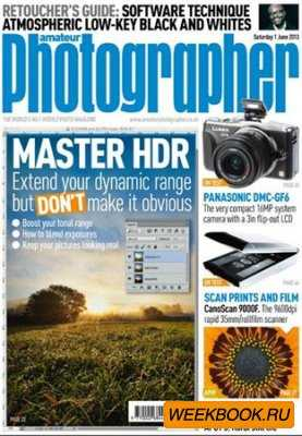 Amateur Photographer - 1 June 2013