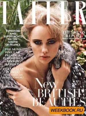 Tatler - July 2013 (UK)