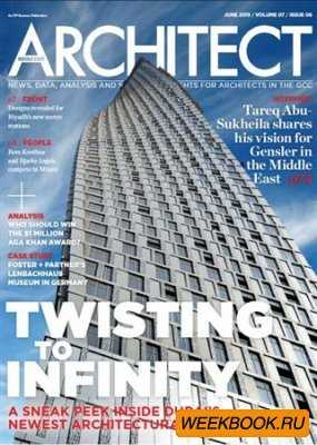 Middle East Architect - June 2013