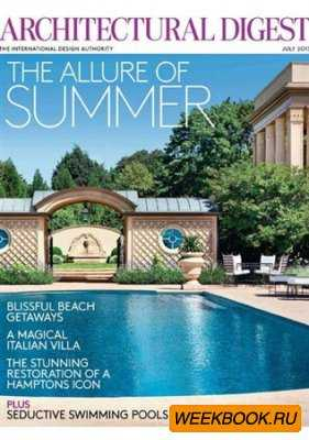 Architectural Digest - July 2013 (US)