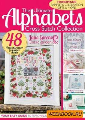 Cross Stitch Collection – September 2014 The Ultimate Alphabets