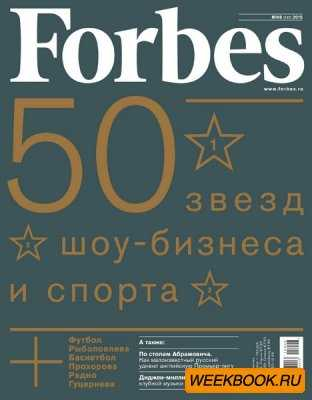 Forbes №8 (август 2015)