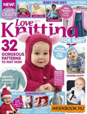 Love Knitting for Babies - Winter 2015