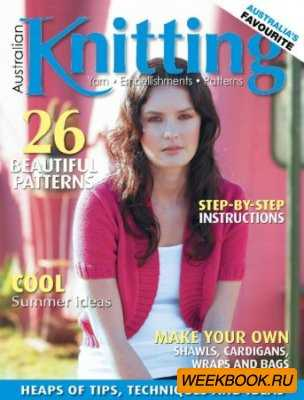 Australian Knitting Volume 7 №4  2015