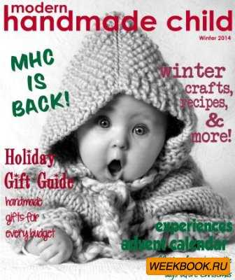 Modern Handmade Child Winter 2014