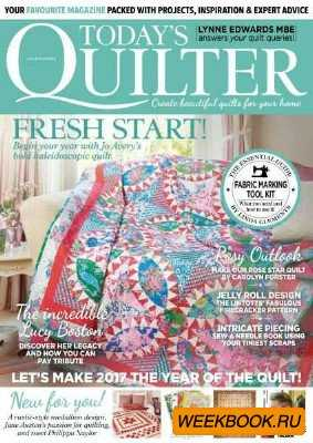 Today's Quilter №18 2017