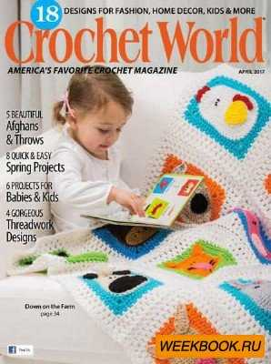 Crochet World  Vol.40 №2 2017