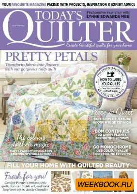 Today's Quilter №19 2017