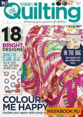 Love Patchwork & Quilting №45 2017