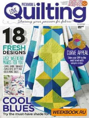 Love Patchwork & Quilting №48 2017