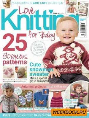 Love Knitting for Baby – October 2017