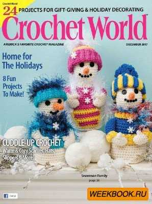 Crochet World  – December 2017