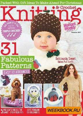 Woman's Weekly Knitting & Crochet - December 2017