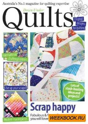 Down Under Quilts №180 2017