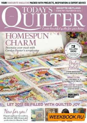 Today's Quilter №31 2018
