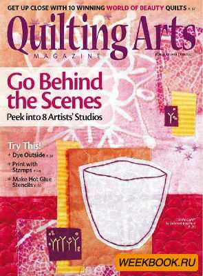 Quilting Arts Magazine №93 2018