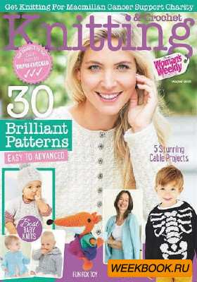 Knitting & Crochet from Woman's Weekly - October 2018