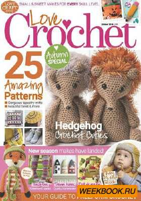 Love Crochet - October 2018