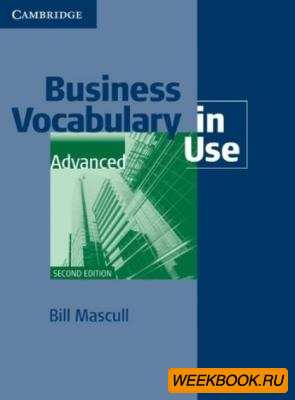 Bill Mascull - Business Vocabulary in Use: Advanced Second edition Book wit ...